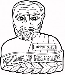 hippocrates-father-of-medicine-coloring-page